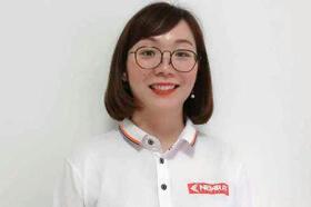Serena - Vice president of sales