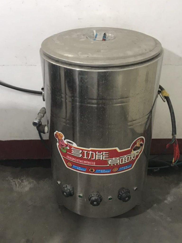 thermal shock saucepan