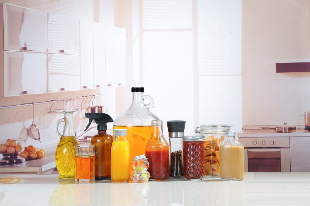 glass packaging containers manufacturer