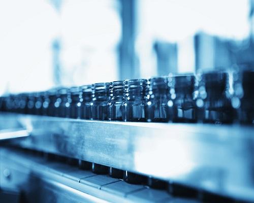 glass essential oil bottles