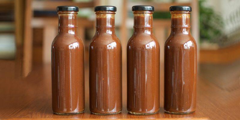 07 glass sauce bottles banner image 2