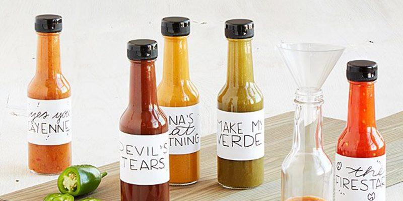 07 glass sauce bottles banner image