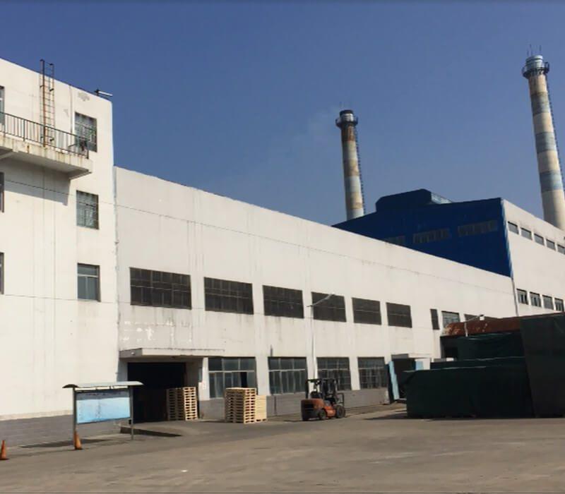 1 factory outside