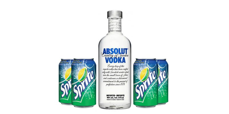 10 glass vodka bottles banner image