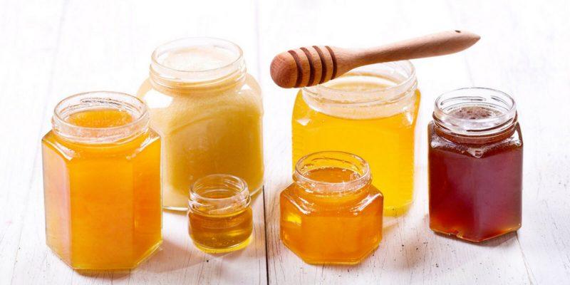 19 glass hex jar Banner image