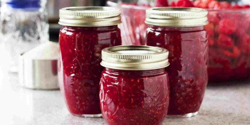 21 glass perserving jar Banner image