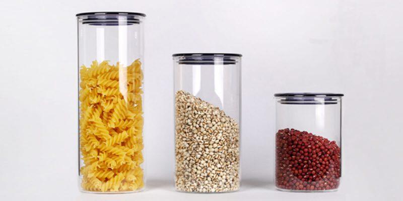 27 glass borocilicate jars Banner imange
