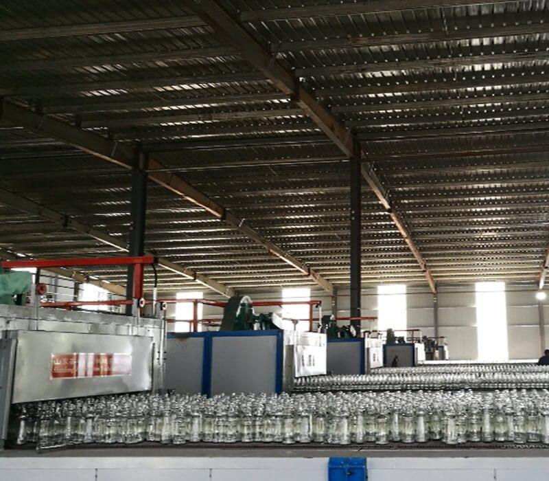 3 factory inside