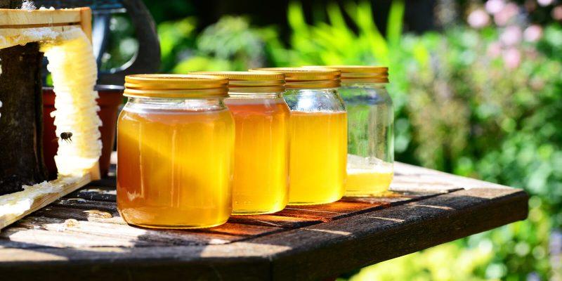glass jam jar banner image